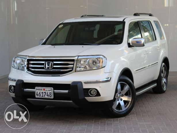 Honda PILOT TOURING 5Dr 3.5L Auto 2015 White For Sale