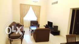 One bedroom flat in Sanabis with facilities