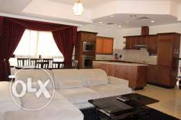 3 bedroom fully furnished in juffair/navy