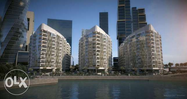 BAHRAIN BAY, apartment for sale in one of biggest project in Bahrai
