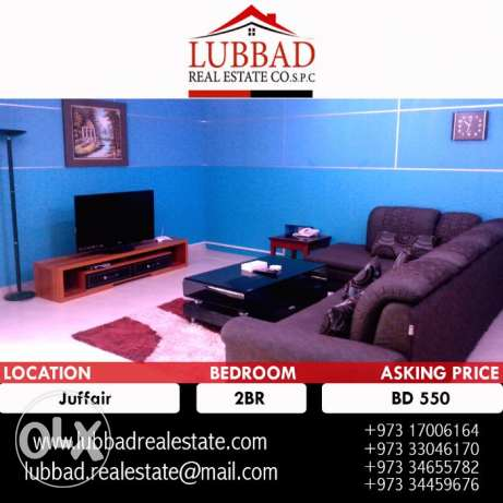 Luxury Apartment for Rent - AL Juffair