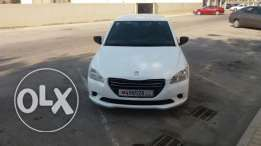 Peugeot 301 Full Automatic Well Maintained 2014 Model