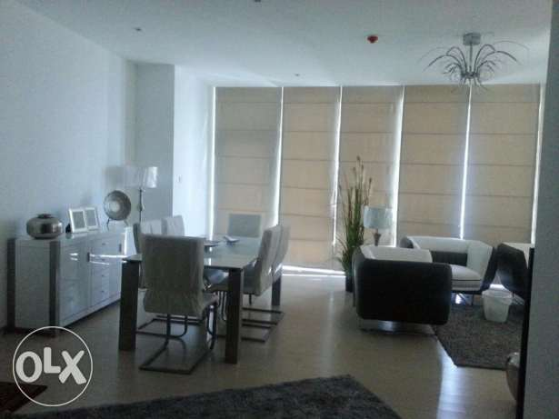 Luxury Sea view 2 Bedrooms flat in Seef