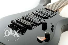 Cort X-6 Electric Guitar - Black