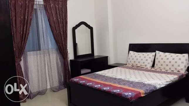 2 Bedrooms furnished unit for rent in Juffair