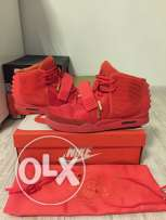 Yeezy 2 Red October