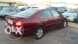 for sale Toyota camry GLi model 2004