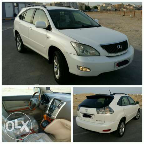 Excellent Condition Lexus RX350