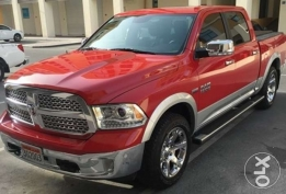 Dodge RAM 1500 Laramie 2014 Full option