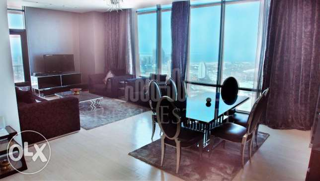 Apartment in Seef With Stunning Views!