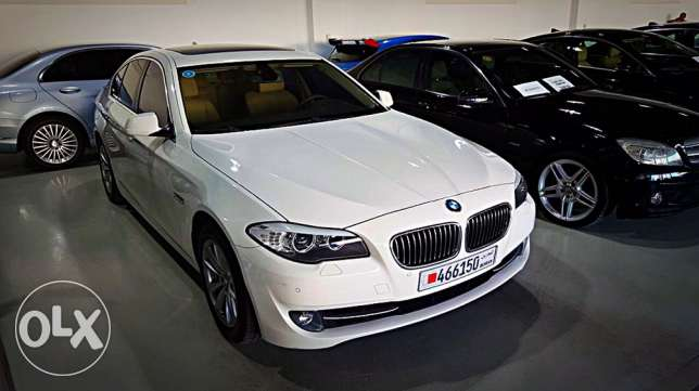 BMW 528i 2013 Full Options