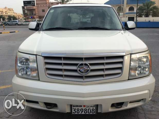 For Sale 2005 Cadillac Escalade Liberty Bahrain Agency