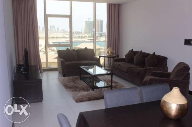 In Seef wonderful 2 BR Sea view