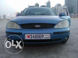 Ford Mondeo Ghia 2003 Blue color In Excellent Condition for Sale