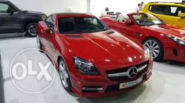 2014 SLK 2014 Warranty 3 years 35000 km