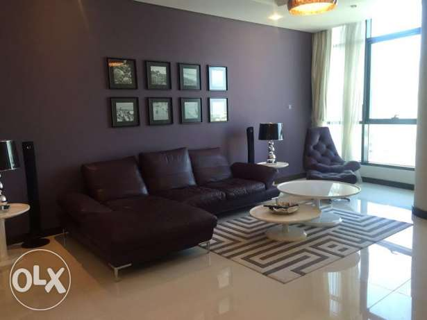 Outstanding Two Bedrooms Fully Furnished Apartment in Seef