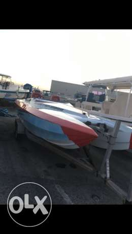 The only one speed boat catamaran import from Italy now for sale