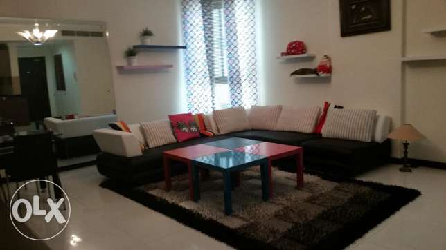 flat one bed for rent in juffair