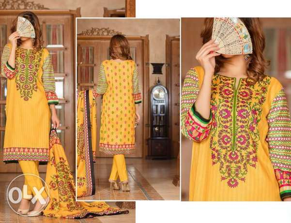 Pakistani designer lawn in bahrain you can buy in an amazing price