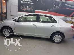 Toyota Yaris 2013 1.3L Silver Color