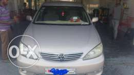 One day offer Toyota Camry gli model 2005