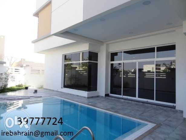 New Modern High Quality Villa in Saar with Swimming Pool