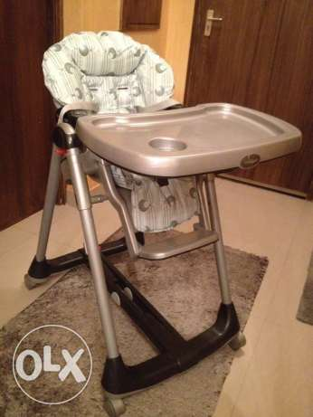 Mama and Pappa Prima Pappa Baby High Chair
