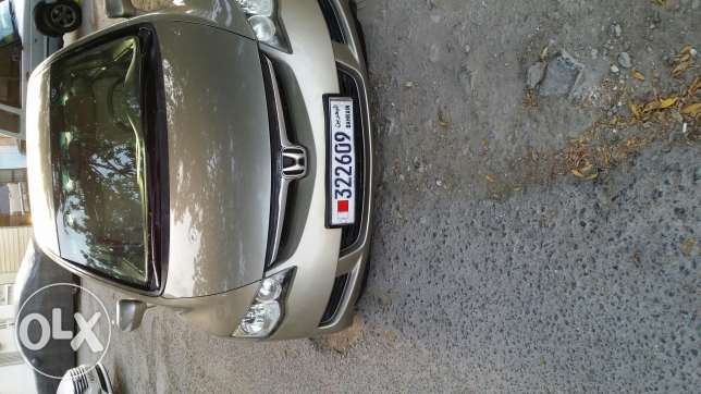 Honda civic2008 model midle option pasing till june 2018