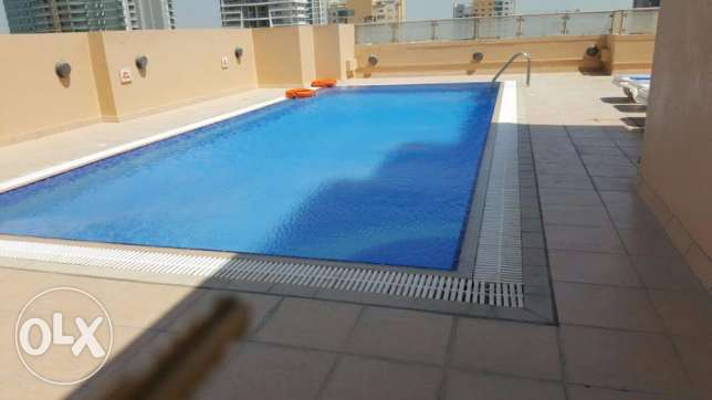Amazing 1 Bedroom Brand new Apartment in Juffair/all facilities جفير -  7