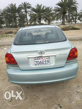 Toyota echo car need and Clean just buy and drive