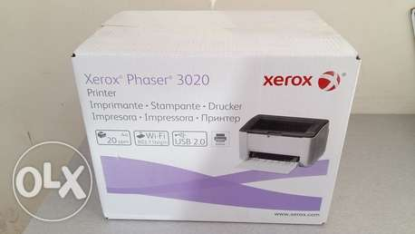 New Xerox Lazer Printer Boxpack Wifi