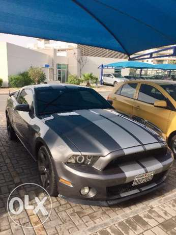 Ford Mustang 2014 (V6 with Shelby Kit)
