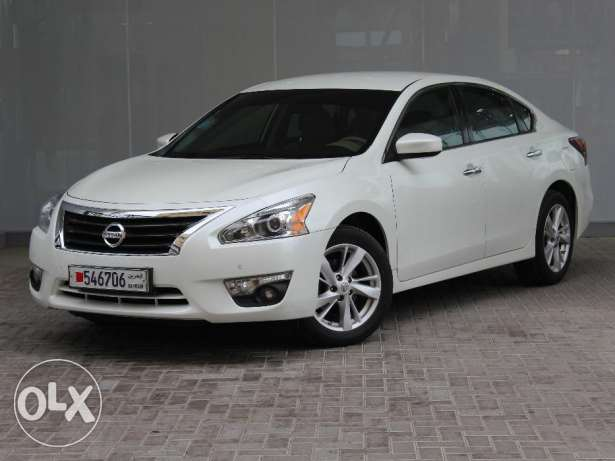 Nissan Altima 2015 White للبيع