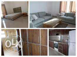 2 bedroom fully furnished flat in New hidd