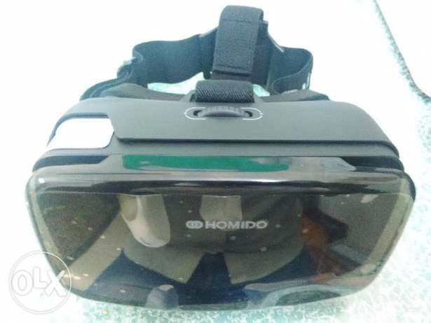 HOMIDO Virtual Reality Headset for smartphones