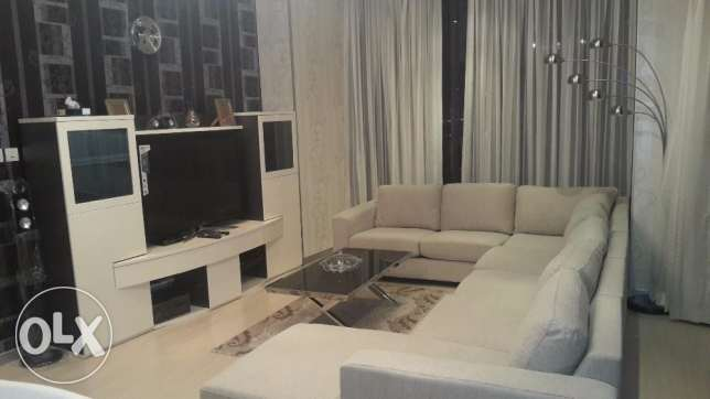 Se view 3 BR in Seef, Balcony