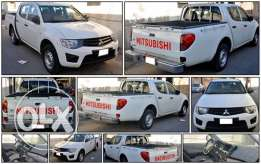 Mitsubishi Pick up 2013,Good condition,non accident,provides bank loan