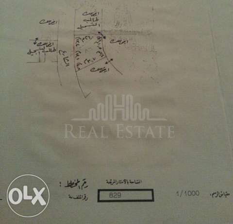 Commercial Land- BB for sale in Sitra