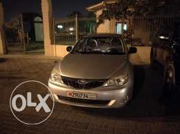 Subaru Impreza 2009 for sale.