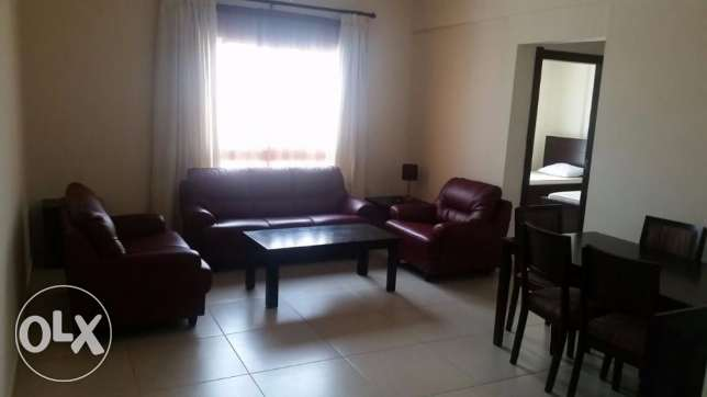 FULLY FURNISHED - 2 bedroom, 2 bathroom,hall,lift,kitchen,parking