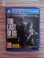 The last of us Remastered ( only 2 Days used ) NEW !!!