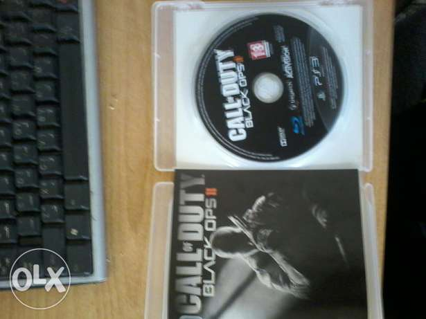 Call of duty black ops 2 II PlayStation 3 المحرق‎ -  2
