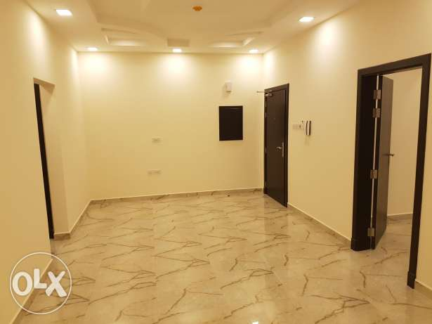 Brand new building 3 bed room for rent.