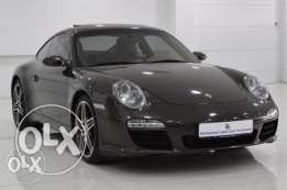 Porsche, Carrera S, 2008 model, Brown Color
