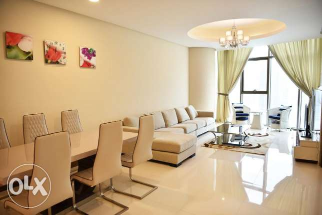Best investment - 2 bedrooms apartment in Seef area
