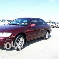 For sale Toyota Camry 98