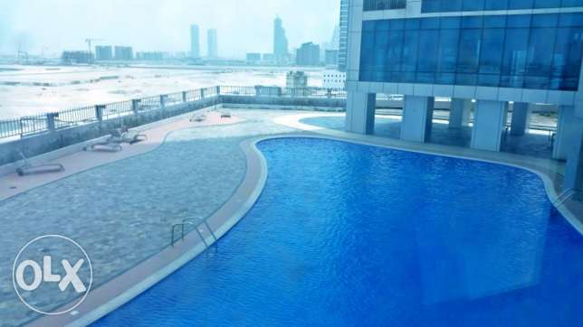 sea and city view two bedrooms for rent