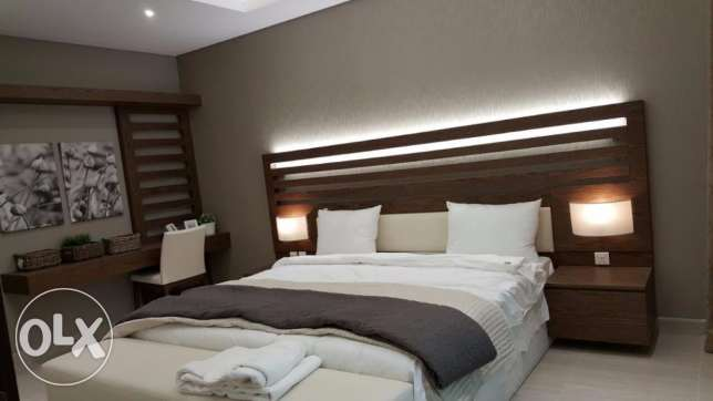 2 Bedroom stunning Apartment in Amwaj fully furnished incl جزر امواج  -  6