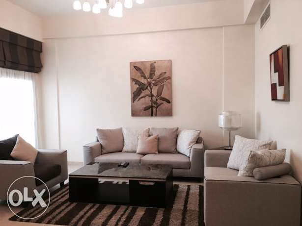 LUXURY 2 bedroom fully furnished apartment at Sanabis