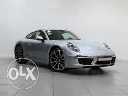 Approved Porsche 911 Carrera 2015